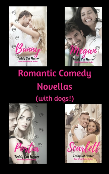 Romantic ComedyNovellas(with dogs!)